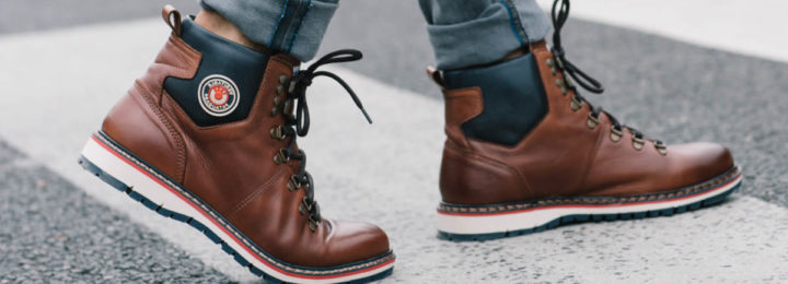 bootines boots homme