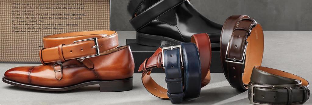 chaussures ceinture
