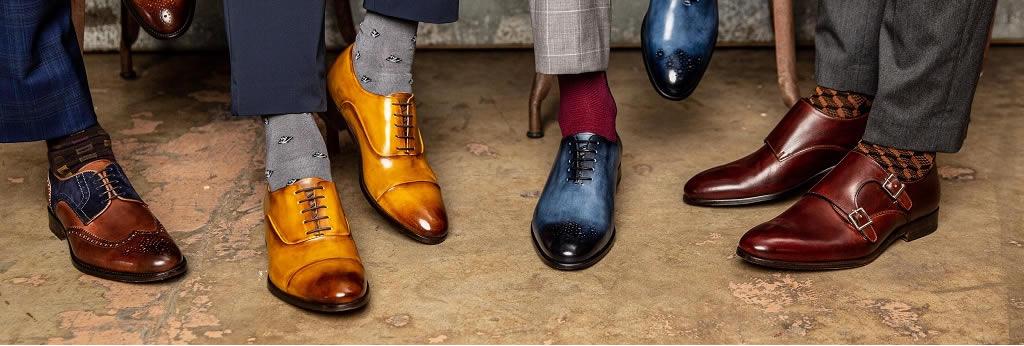 chaussures classique homme
