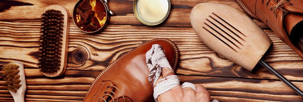 entretien chaussures homme